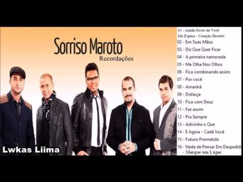 Sorriso Maroto - CD Recordações (2015)