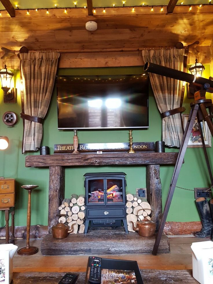 Pin by South Causey Inn on The Log Cabin themed bedroom