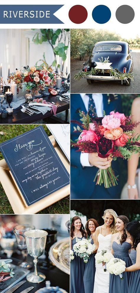 Take a look at the best fall wedding colors in the photos below and get ideas for your wedding!!! plum and sage fall wedding colors and wedding invitations Image source #Wedding #App ♡ Free until 30 November 2015 ♡ Thank… Continue Reading →