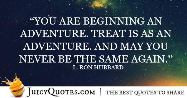 Scientology Quote 27