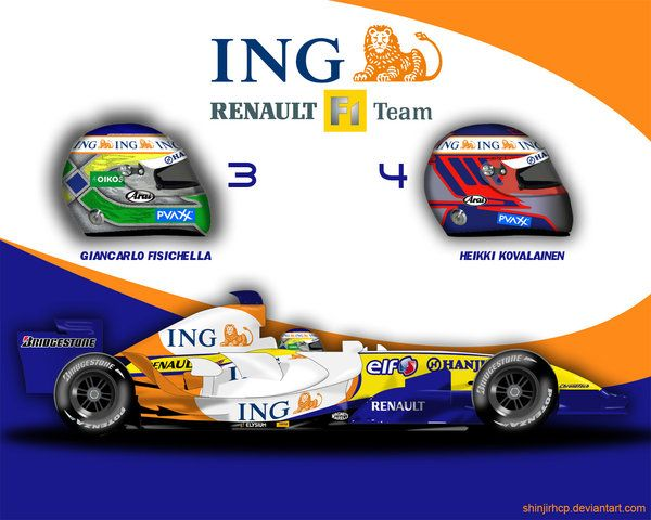 Renault R27 by ShinjiRHCP.deviantart.com on @deviantART