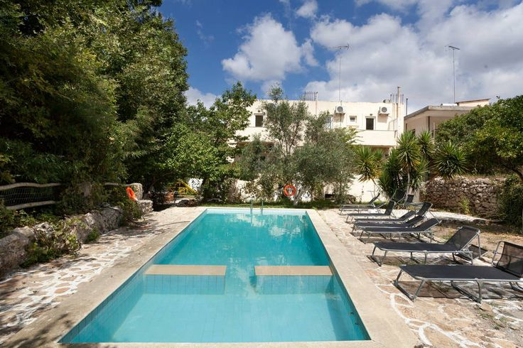Check out this awesome listing on Airbnb: VILLA 2-3 friendly families *pool* - Villas for Rent in Dafnedes