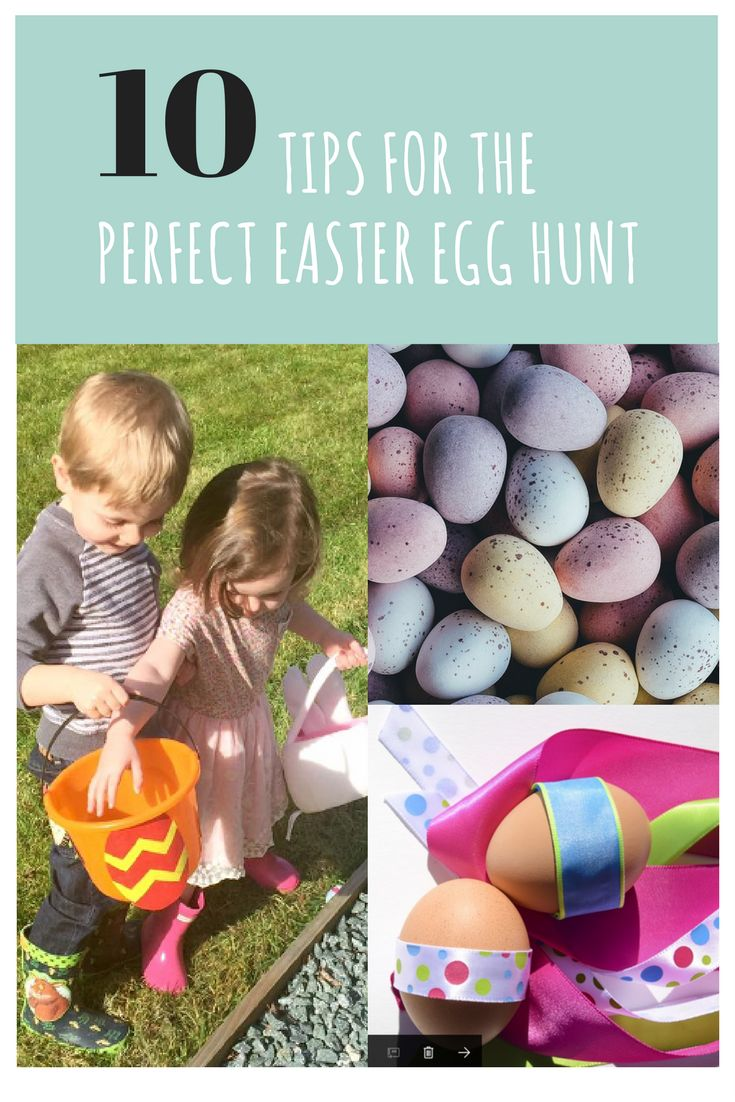 Real Mum Reviews share our ten easy tips for planning the perfect Easter Egg Hunt at home with your children! Have fun!!!