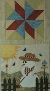 96 best Quilts- Snowman blocks images on Pinterest | Snowman ... : cherry pit quilt shop - Adamdwight.com