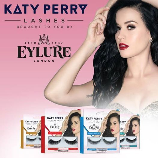 Eylure - Katy Perry lashes