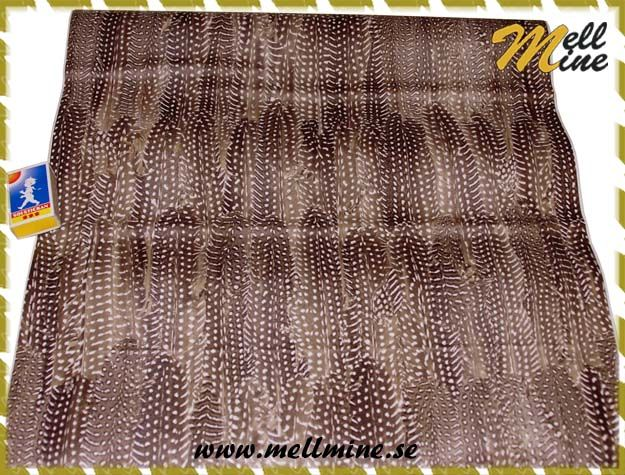 Dekorplast dcfix - fjädrar - 45 x 200 cm (bxl)