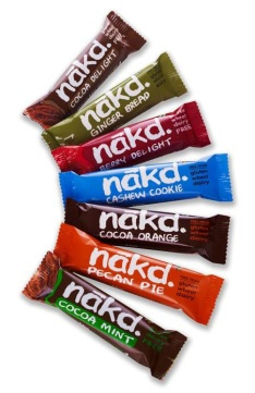 Nakd bars #tasty #healthy #snack