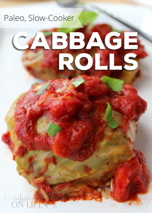 If you're looking for good-old fashioned down-home comfort food, cabbage rolls are a classic. It really isn't that hard to remake the classic version into Paleo, Slow-Cooker Cabbage Rolls. This makes the cabbage rollsboth healthyand easy for the busy mom to throw in the slow-cooker. Traditional vs. Paleo Cabbage Rolls What's different between these cabbage …