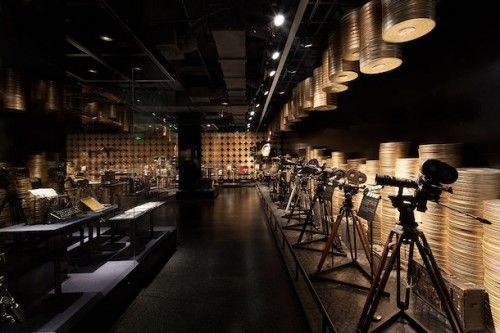 RETAIL DESIGN BR Shanghai Film Museum - China » RETAIL DESIGN BR