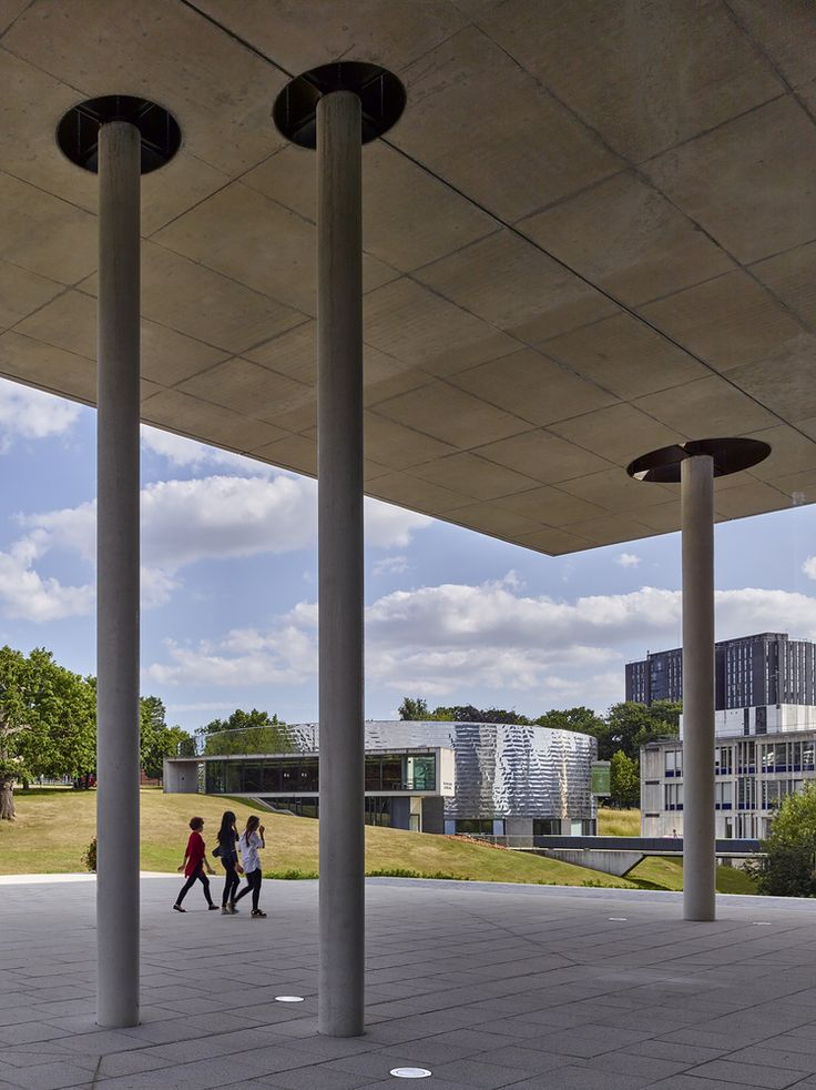 Gallery of Essex University Extension / Patel Taylor - 13