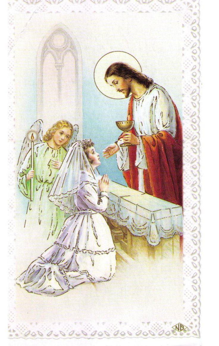 first holy communion | First Holy Communion - Immaculate Conception Academy