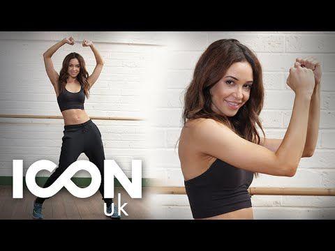 Body Toning Dance Workout | Danielle Peazer
