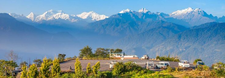 If you are an ardent fan of the captivating Himalayan Range, Pelling is the destination for you! It is from this Sikkimese town, one can have the best views of the Himalayas and the Kanchenjunga Peak, and can experience the best of their Sikkim tourist packages.