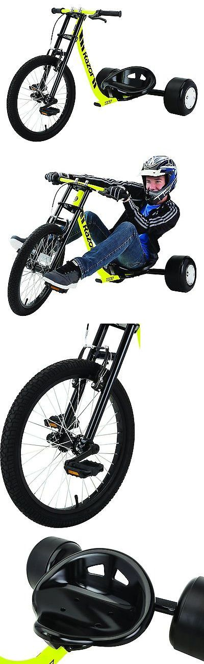 Other Scooters 11329: Adult Teen Trike Tricycle Razor Dxt Drift Trike Bmx Big Wheel Style Drifting -> BUY IT NOW ONLY: $142.9 on eBay!