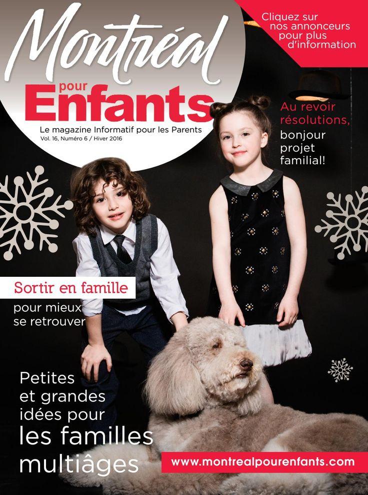 Montréal pour Enfants vol.16 n°6 by Montréal Pour Enfants - issuu