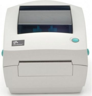 Offering the same ease of use that comes with most direct transfer printers, GC420 will enable your customers to enhance productivity with minimal user training requirements. Both versatile and easy to maintain, GC420 will also help them reduce operating costs to bring Zebra's trademark quality, durability and reliability to their desktop printing applications at an affordable price.
