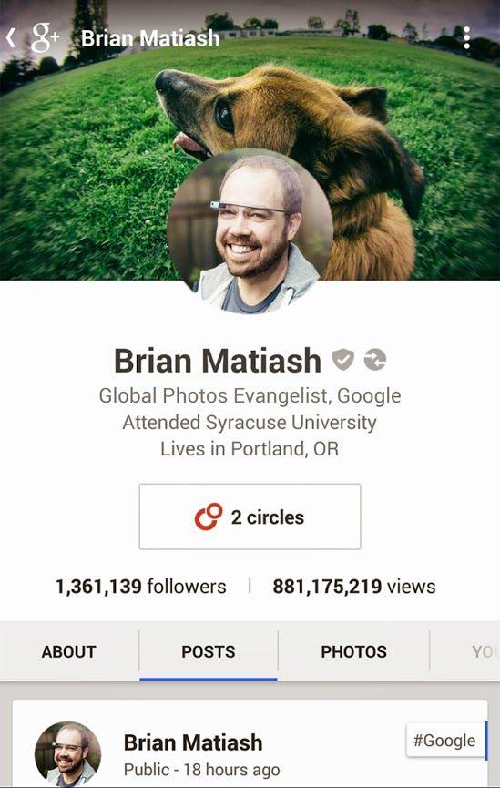 Google+ Gets a UI Overhaul! Gmail Updates to 4.8! – App Updates