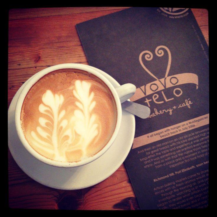 Vovo telo - my favourite coffee shop in port elizabeth