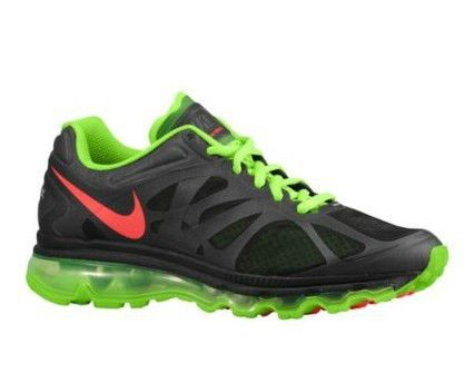 com for nikes OFF - Mens Nike Air Max 2012 Black Electric Green White  Bright Crimson Shoes