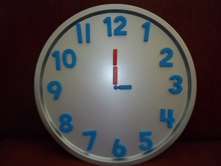 11 best telling time images on Pinterest The hours, Clock and