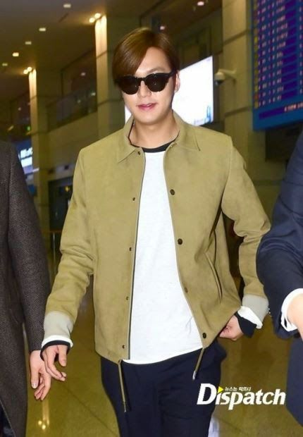 Arrival, Incheon International Airport - 19.03.2015 Arrival, Incheon International Airport - 19.03.2015