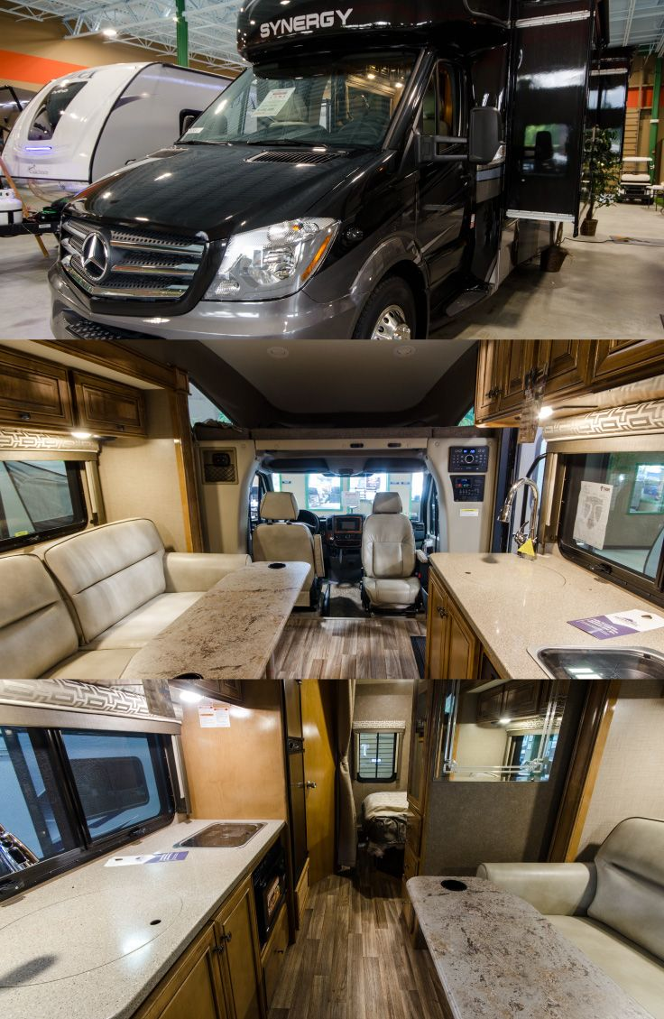 Small class c rv models quotes - Check Out The Thor Synergy Sd24 A Class C Motorhome Shop Now At Campers