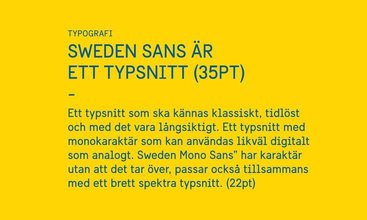 Identitytool for Sweden