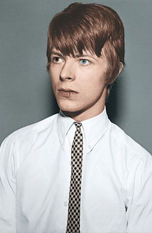 Bowie in space.