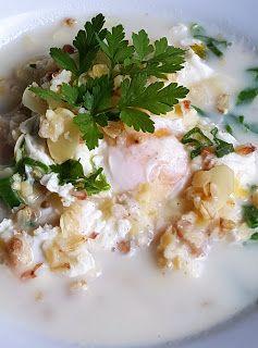 Vaříme bez tuku: Polévka s ovesnými vločkami