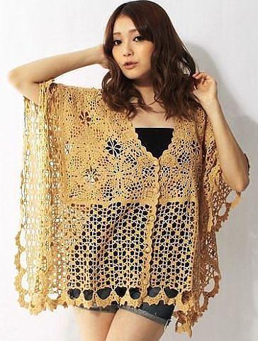схемы): Cover Crochet,