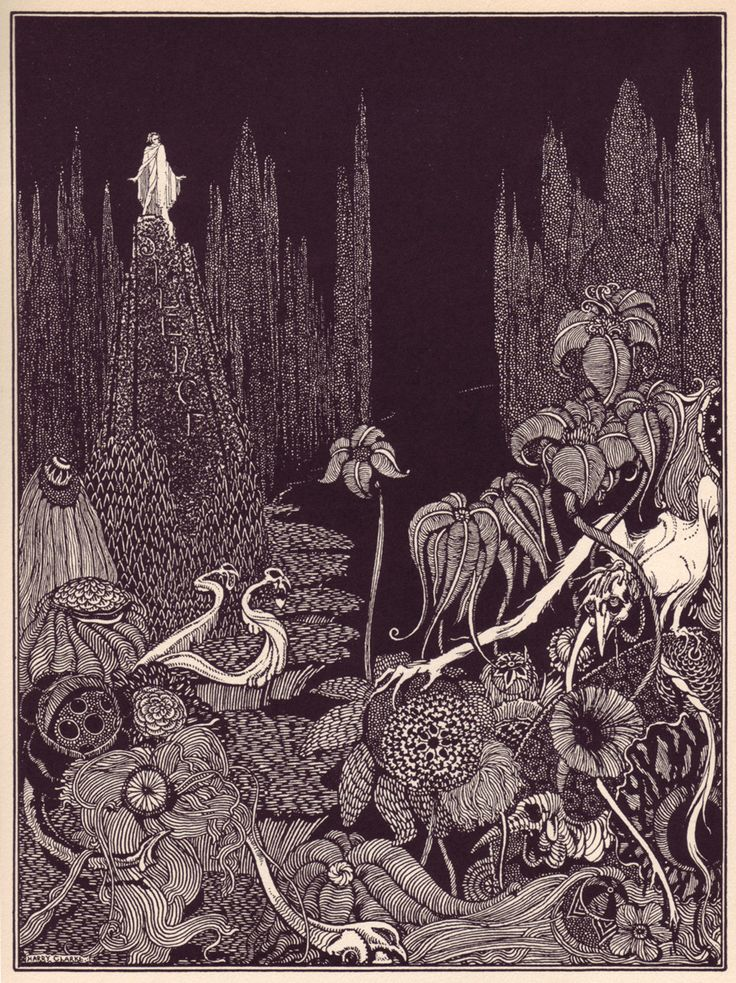 Illustrations from Edgar Allen Poe's book. Wish I could pin them all.