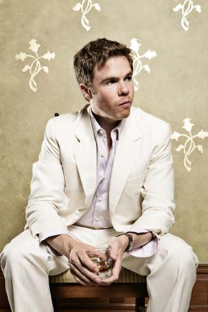 Josh Ritter, I would like to be friends with you.