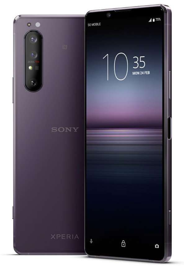 Sony Xperia 1 Ii Made Official All You Need To Know News Business Entertainment Reviews And Tech How Tos Sony Xperia Sony Optical Image