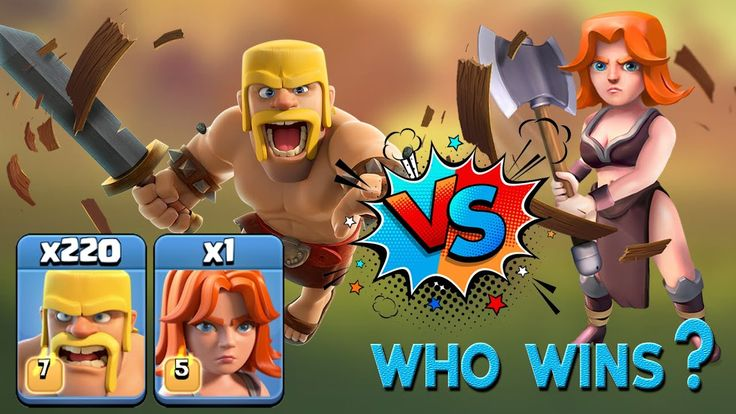 Max Valkyrie VS Barbarians. Clash of Clans Troll Raids Ultimate Funny Moment. COC Troll Attacks Glitch Moment. Clash of Clans Funny Troll Attacks/Raids Max Barbarians VS Max Valkyrie.  http://ift.tt/2lHtOjK    EXCLUSIVE VIDEO   https://www.youtube.com/watch?v=ZQ-WZbPf7ag  Hey what is up guys! This is Ray. I am back with another exciting episode of Clash of Clans.   Today we are going to do some troll attacks between Max Valkyrie VS Barbarians. We will try to kill a max Valkyrie by 220 level…
