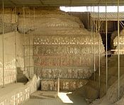 Храм Луны(настенные росписи)