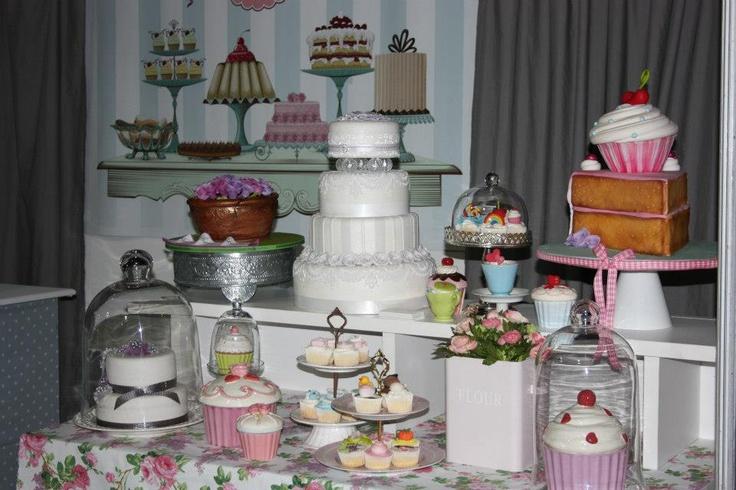 Delicious treats at the Gauteng HOMEMAKERS Expo #bake