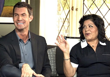 Love Jeff Lewis, most on Flipping Out.