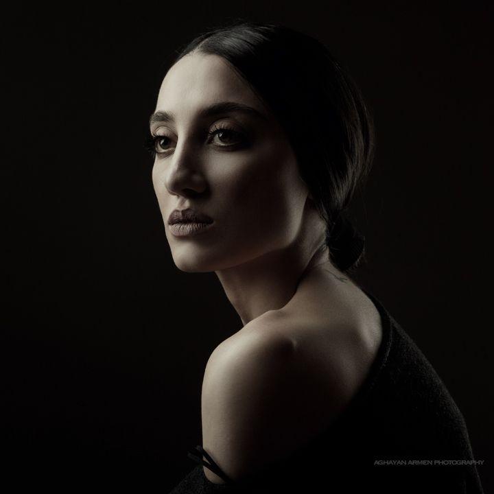 portret in rembrandt lighting - Google zoeken