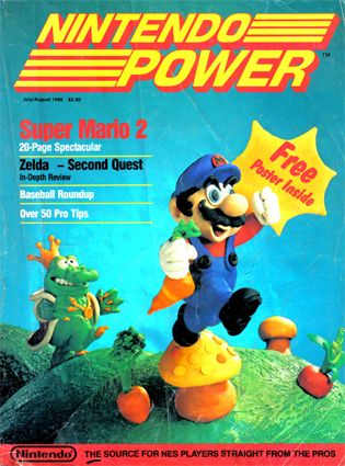RIP Nintendo Power: Our 10 Favorite Magazine Covers. Wish I would've collected these when I was a kid :(