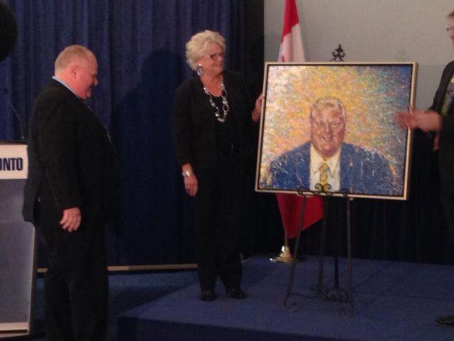 Breathtaking Photos of North America's Most Photogenic Mayor