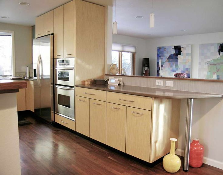 [+] Recommendation Of National Kitchen Design On Constructing Slab Cabinet Doors