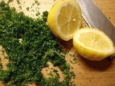 mucize iksirler: Karaciğer yağlanması için maydanoz limon kürü