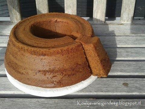Koekje van eigen deeg: Butterscotch tulband