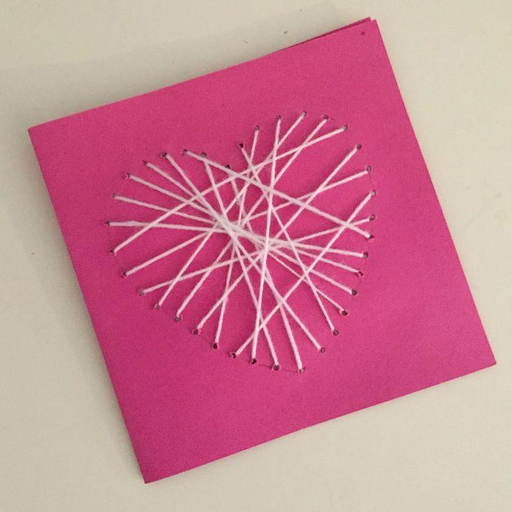 25+ beste idee u00ebn over Kinderen Valentijnskaart Knutselen op Pinterest   Valentijn ambachten en
