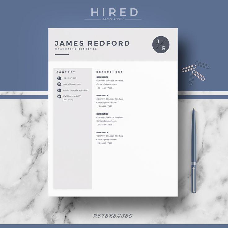 32 best References for Resume images on Pinterest Cover letters - microsoft resume maker