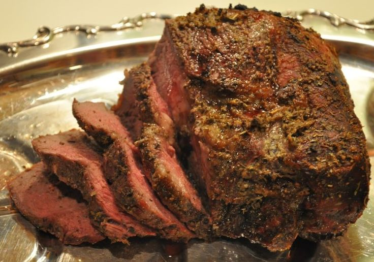 Sirloin Tip Roast.  blogsirlointiproastcroppedRECIPE: For you beef eaters out there.  This sounds delicious and tender.  An elegant and easy way to make Sirloin Tip Roast that comes out medium rare, tender and juicy. Originally Pinned By: Carole Trese Swanson (10/22/2013)  Food: Beef Main Course  (Thanks, LZ.) (CTS)