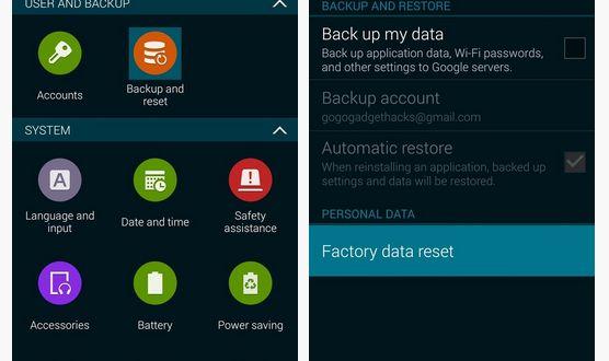 Fingerprint Scanner Not Working On Samsung Galaxy S5?