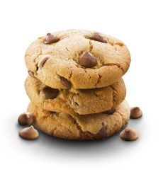 $25 for 12 Milk Chocolate Chip Cookies