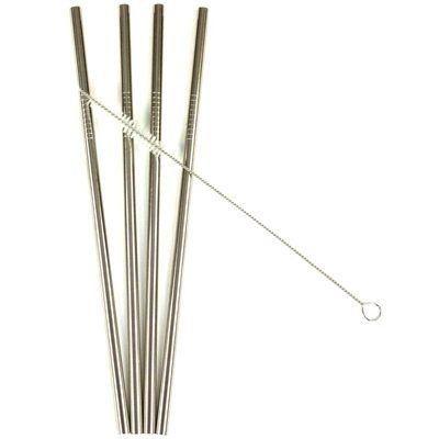 Eco-straws - sugerør af stål