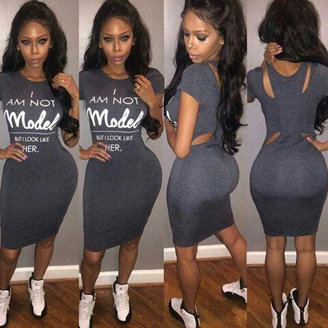 """I am not a Model but I look like her"" |DRESS to Impress| Pinterest: @PaigeCamillia"
